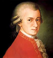 On which I Begin my Day with Mozart...